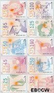 Nederland NL 2793#2801  2011 Universiteit van Utrecht  cent  Gestempeld