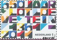 Nederland NL 2816  2011 Slot Loevestein 1 cent  Gestempeld