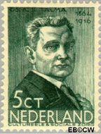 Nederland NL 284  1936 Bekende personen 5+3 cent  Gestempeld
