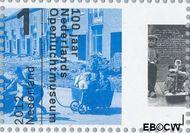 Nederland NL 2918  2012 Nederlands Openluchtmuseum 100 jaar 1 cent  Gestempeld