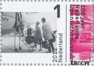 Nederland NL 2923  2012 Nederlands Openluchtmuseum 100 jaar 1 cent  Gestempeld