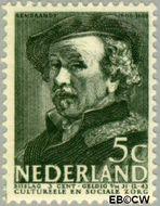Nederland NL 308  1938 Bekende personen 5+3 cent  Gestempeld