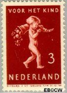 Nederland NL 329  1939 Kind met hoorn des overvloeds 3+3 cent  Postfris