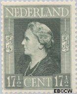Nederland NL 436  1944 Bevrijding 17½ cent  Gestempeld