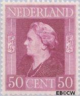 Nederland NL 442  1944 Bevrijding 50 cent  Postfris