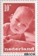 Nederland NL 498  1947 Levensstadia kind 10+5 cent  Gestempeld