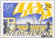 Nederland NL 513  1949 Zomermotieven 2+2 cent  Gestempeld