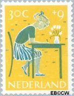 Nederland NL 735  1959 Activiteiten kinderen 30+9 cent  Gestempeld