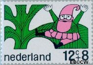 Nederland NL 912  1968 Sprookjesfiguren 12+8 cent  Postfris