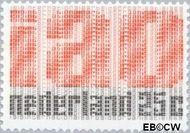 Nederland NL 918  1969 I.A.O. 25 cent  Gestempeld