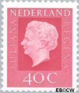 Nederland NL 943  1972 Koningin Juliana- Type 'Regina' 40 cent  Gestempeld