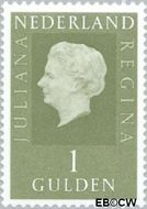 Nederland NL 952b  1981 Koningin Juliana- Type 'Regina' 100 cent  Gestempeld