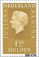 Nederland NL 954  1971 Koningin Juliana- Type 'Regina' 150 cent  Postfris