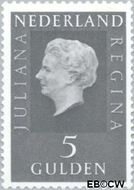 Nederland NL 957b  1981 Koningin Juliana- Type 'Regina' 500 cent  Postfris
