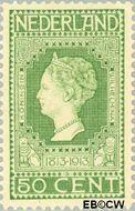 Nederland NL 97  1913 Onafhankelijkheid 50 cent  Gestempeld