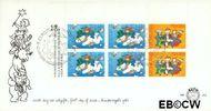 Nederland NL E213a  1983 Wintermotieven  cent  FDC zonder adres