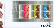 Nederland NL E401a  1999 Ouderen  cent  FDC zonder adres
