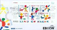Nederland NL E474  2002 Kind en kleur  cent  FDC zonder adres
