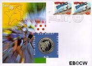 Nederland NL ECU015  1996 Tour de France  cent  Postfris