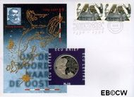 Nederland NL ECU018  1996 Ontdekkingsreizen  cent  Postfris