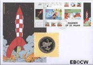 Nederland NL ECU039  1999 Strippostzegels- Kuifje  cent  Postfris