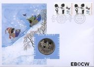 Nederland NL ECU042  1999 Schmidt, Annie M.G.  cent  Postfris