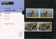 Nederland NL M103  1993 RAI  cent  Postfris