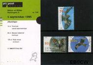 Nederland NL M140  1995 Roofvogels  cent  Postfris