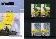 Nederland NL M204  1999 Vogelbescherming  cent  Postfris