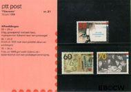Nederland NL M21  1984 Postzegeltentoonstelling FILACENTO  cent  Postfris