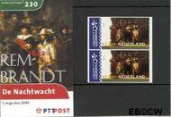 Nederland NL M229  2000 De Nachtwacht  cent  Postfris