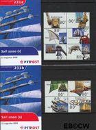 Nederland NL M231ab  2000 Sail 2000  cent  Postfris