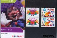 Nederland NL M265  2002 C.E.P.T.- Circus  cent  Postfris