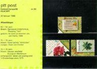 Nederland NL M53  1988 Postzegeltentoonstelling Filacept  cent  Postfris