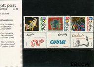 Nederland NL M58  1988 Cobra  cent  Postfris