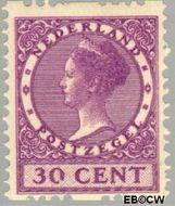 Nederland NL R15  1925 Type 'Veth' 30 cent  Gestempeld