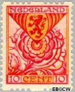 Nederland NL R73  1925 Wapens 10+2½ cent  Gestempeld