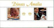 Nederlandse Antillen NA 1484  2004 Geboorte Prinses Amalia 145 cent  Postfris
