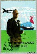 Nederlandse Antillen NA 440  1971 Prins Bernhard 45 cent  Gestempeld