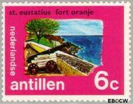 Nederlandse Antillen NA 450  1972 Eilanden 6 cent  Gestempeld