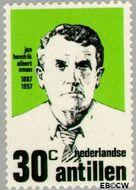 Nederlandse Antillen NA 480  1973 Eman, J.H.A. 30 cent  Gestempeld