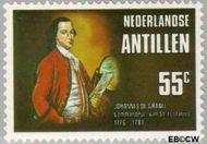 Nederlandse Antillen NA 530  1976 Onafhankelijkheid U.S.A. 55 cent  Gestempeld