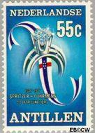 Nederlandse Antillen NA 550  1977 Juweliers  55 cent  Gestempeld