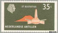 Nederlandse Antillen NA 560  1977 Landschappen 35 cent  Gestempeld