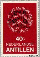 Nederlandse Antillen NA 590  1978 Energiebesparing 40 cent  Gestempeld