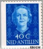 Nederlandse Antillen NA 610  1979 Type 'En Face' met diadeem 40 cent  Gestempeld