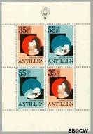 Nederlandse Antillen NA 699  1981 Zorg  cent  Postfris