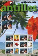 Nederlandse Antillen NA V1689a#1690f  2006 Persoonlijke zegels 80 cent  Postfris
