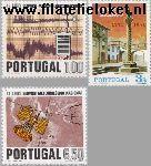 POR 1146#1148 Postfris 1971 Nationale meterologische Dienst