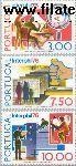 POR 1313#1315 Postfris 1976 Int. Postzegeltentoonstelling Interphil '76